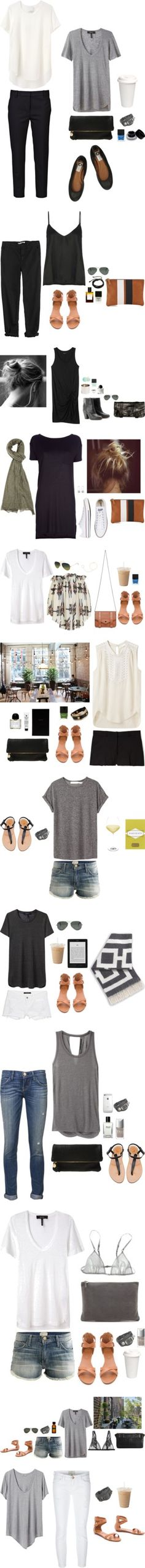"""S/S Uniform"" by kristin-gp ❤ liked on Polyvore"