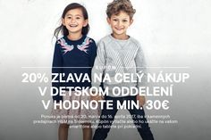 GS288 Kids coupon 170330-170417 | H&M SK