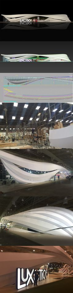 1,566 m² Exhibition Stand Design Luxottica expoabiopitica 2015 Brasil, Natan Amaral Gomes, natanamaralg@gmail.com