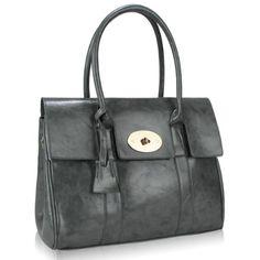 Minerva Collection Fashion Shoulder Bag Grey  Price : £30.00 http://www.minervacollection.com/Minerva-Collection-Fashion-Shoulder-Grey/dp/B001IYMXT8