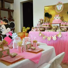 Minnie Mouse Birthday Party Ideas | Photo 6 of 12