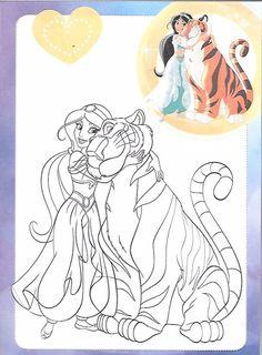 • 디즈니 알라딘 색칠놀이 💜 딸이랑 엄마랑 같이 샤삭! Aladdin 컬러링도안 : 네이버 블로그 Disney Princess Coloring Pages, Disney Princess Colors, Disney Princess Drawings, Disney Colors, Disney Sketches, Disney Drawings, My Drawings, Cinderella Princess, Princess Aurora