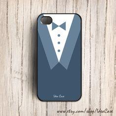 Suit for Men Case  Lover Couple Case  iphone 5 case  by IdeaCase