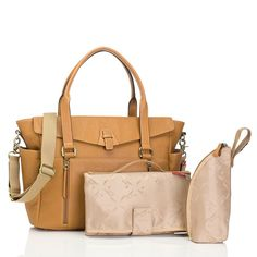 Storksak Baby Changing Bags | Emma Leather