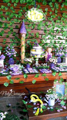Rapunzel | CatchMyParty.com