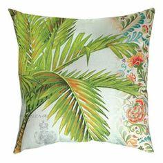 tropical throw pillows | Tropical Pillows