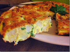 tortilla_courgette_pomme_de_terre Top Recipes, Quinoa, Barbecue, Sandwiches, Vegetarian, Sweets, Vegetables, Cooking, Breakfast