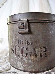 Een leuke suikerpot voor de zoete bakkers onder ons!