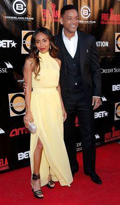 Jada Pinkett Smith, Will Smith. The perfect couple!