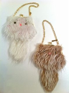 cat purse - goofy, but it made me laugh.