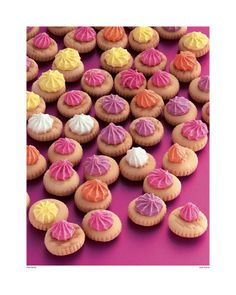 Iced Gems - mum always got these for my birthday parties because I was her little Gem...