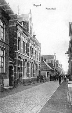 Postoffice, Meppel 1920