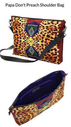 Very Trendy Shoulder Bag - unique! You wont see this one at any shopping mall!