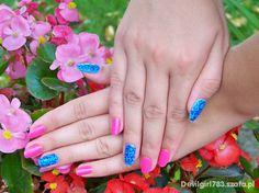 Pink & blue @ http://szafa.pl/