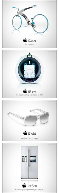 10 Possible Future Products from Apple [Humorous Images] - How-To Geek