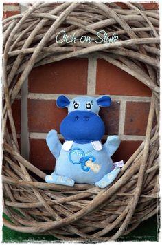 Lovely Hippo Baby