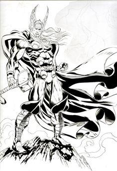 Thor by Claudio Castellini