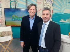 con Gorazd Skrt, tourist expert and good friend