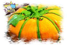 Una zucca... per Halloween #CakeDesign #zucca #Halloween