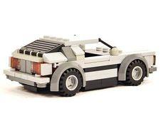 Delorean (mit Bauanleitung): Eine LEGO®-Kreation von Geoffrey W … Delorean (with instructions): A LEGO® creation by Geoffrey W … – – instructions # Legos, Lego Cars, Dmc 12, Dmc Delorean, Cool Lego, Awesome Lego, Micro Lego, Lego Speed Champions, Lego Instructions