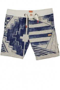 Graphic Bermuda Shorts by Scotch Shrunk | Little Skye Children's Boutique @littleskyekids