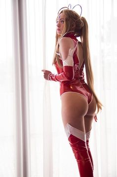 Corrupted Belldandy : cosplaybutts