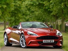 The Ultimate Grand Tourer, the New Aston Martin Vanquish is the greatest car we've ever produced. Pictures, videos, details and specifications of the Aston Martin Vanquish. Lamborghini, Ferrari, Bugatti, Aston Martin Vanquish, New Aston Martin, Luxury Sports Cars, Sport Cars, Rolls Royce, My Dream Car