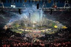 olympic ceremony opening industrial - Google Search