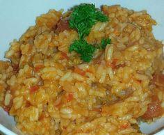 Paprika - Tomatenreis by nickiwin on www.rezeptwelt.de