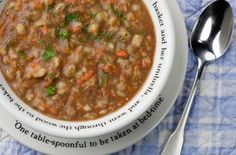 Easy Dinner: Classic Beef Barley Soup in the Slow Cooker
