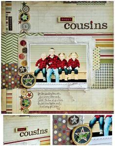 Layout: Cousins
