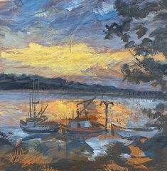 View from Greens Harbour New Foyndland and Labrador by Vali Irina Ciobanu by Vali Irina Ciobanu Small Paintings, Original Paintings, What Do You See, Bucharest, All Over The World, Over The Years, Fine Art America, Labrador, Instagram Images