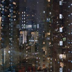Hong Kong's Infinite Reflections - My Modern Metropolis