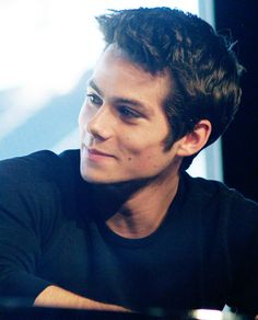 Dylan O'Brien. I wish they would have had him play Augustus Waters in The Fault in our stars movie