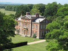 "beautifulbritishisles: "" Kingston Bagpuize House nr Abingdon, Oxfordshire (exterior used as Lord Merton's house) """