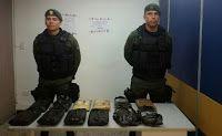 Noticias de Cúcuta: Capturados tres hombres con 6 Kg. de marihuana