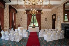 Intimate Wedding at Rowton Castle Hotel