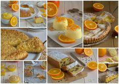 Dolci con le arance
