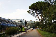 geneve botanical garden