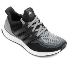 Tênis Adidas Ultra Boost - Preto+Branco