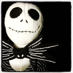 #JackSkellington 2.nd #portrait #Halloween  #Nightmare before #Yule. #joulu. #genius #TimBurton