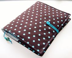 Padded A4 Ring Binder File Protector  by WhimsyWooDesigns on Etsy, £25.00