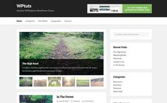 WPTuts is a free and simple WordPress theme developed here at WPExplorer. It's the perfect theme for anyone that wants to setup their blog super quickly and without any hassle. Plus, the minimal code and design images will keep your site super fast.
