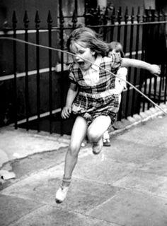 London, 1954 by Thurston Hopkins