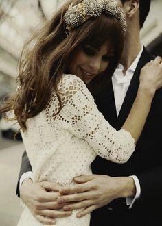 Vogue Spain Jane_Birkin_Inspired wedding Editorial 2013-01