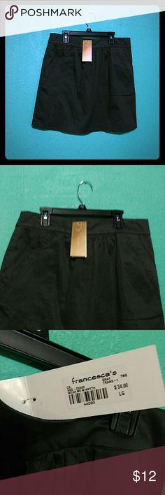 Emmelee mini skirt Gray mini skirt has two front packets approx length is 17inb emmelee Skirts Mini
