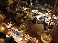 My fovourite freelance place - Espresso House Stockholm