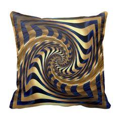 The Elemental Twirl Decorative Pillow - http://www.zazzle.com/the_elemental_twirl_decorative_pillow-189641300397011984