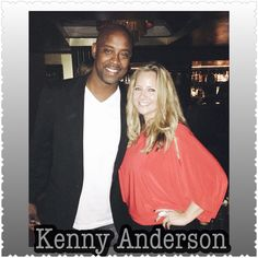 Kenny Anderson was selected by the New Jersey Nets with the second pick in the 1991 NBA Draft. He was the youngest player in the league at that time. Nba Draft, Celebrity Photos, The Selection, Two By Two, Cool Stuff, Celebrities, Celebs, Foreign Celebrities, Celebrity
