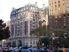 The Dorilton, 1902 -- 171 West 71st Street, NYC - 71st & Broadway ~ A Gilded Age NYC Mansion.